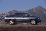 2013 Honda Ridgeline - Static Side View
